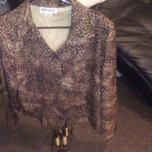 Ladies Briggs Blouse